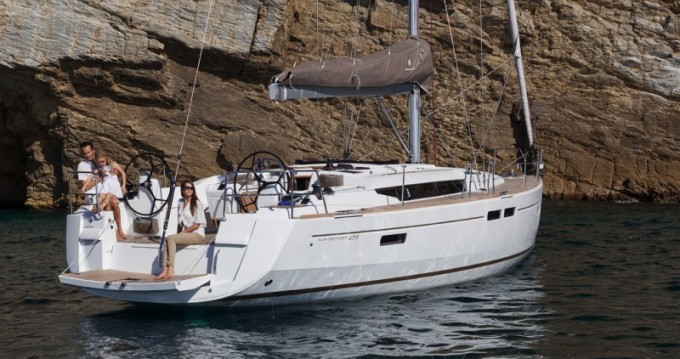 Location Voilier à Palma de Majorque - Jeanneau Sun Odyssey 479