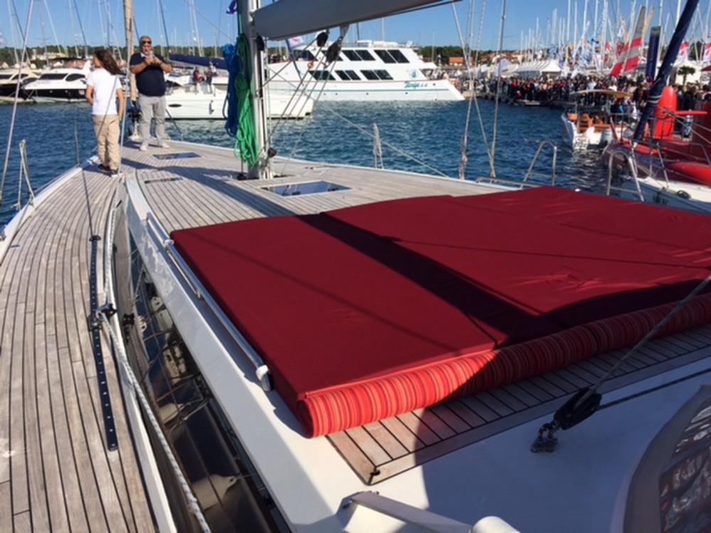 Rental Sailboat in Croatia - Dd Yacht D&D Kufner 54