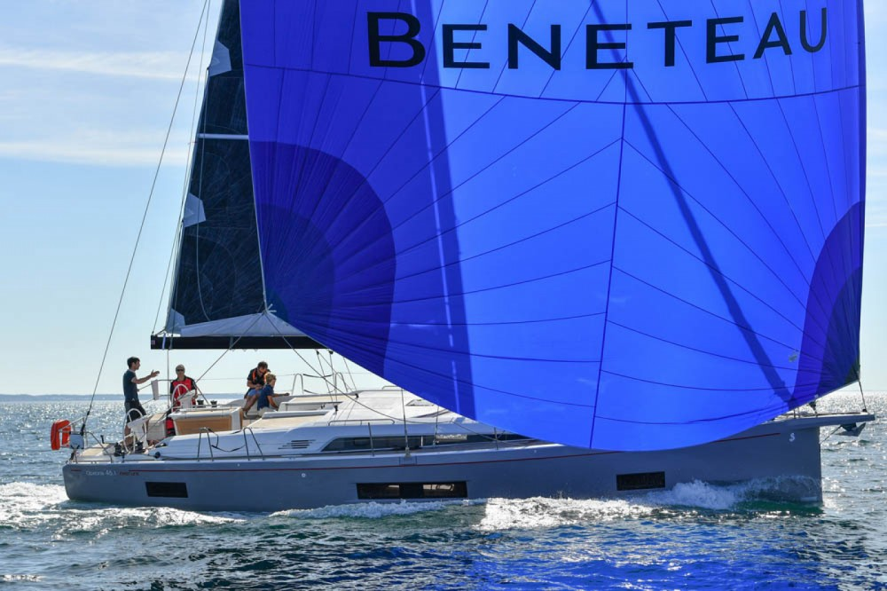 Hire Sailboat with or without skipper Bénéteau Central Greece