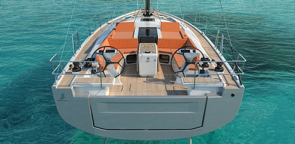 Boat rental Central Greece cheap Oceanis 51.1 - 5 + 1 cab.