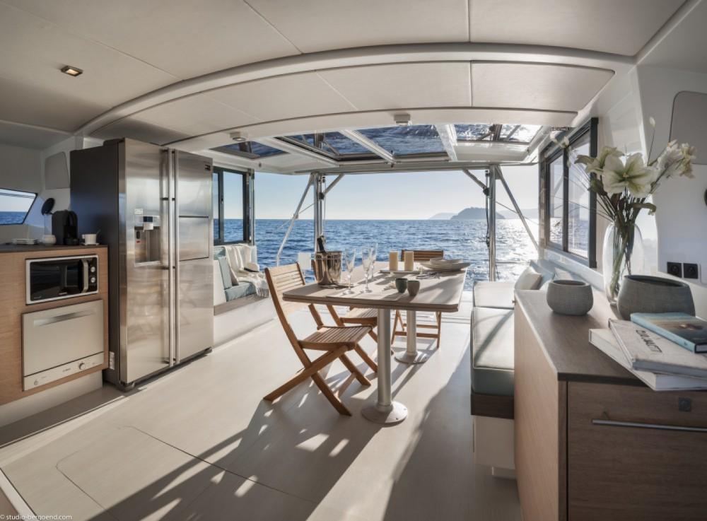 Rental Catamaran in Furnari - Catana Bali 4.3