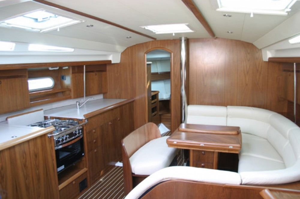 Boat rental Follonica cheap Sun Odyssey 45