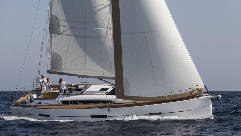 Boat rental Furnari cheap Dufour 460 GL