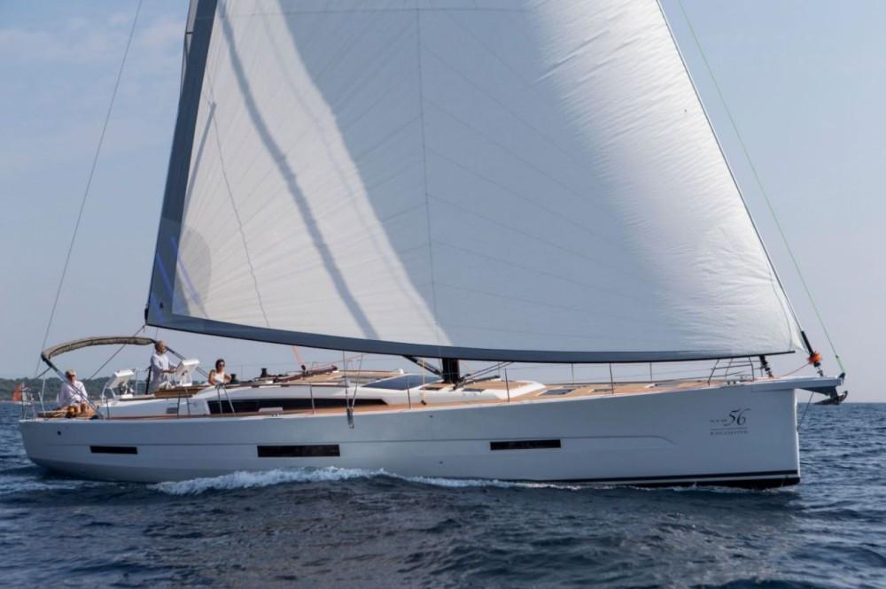 Rental Sailboat in Furnari - Dufour Dufour Exclusive 56 - 4 + 1 cab.