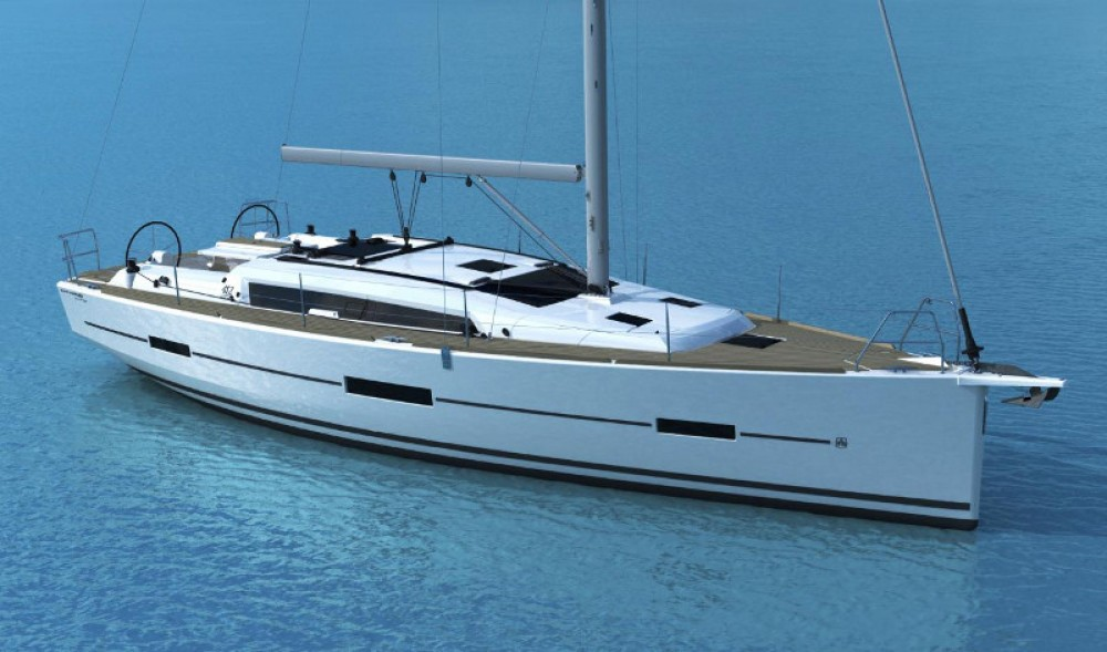 Location yacht à Milta Bodrum Marina - Dufour Dufour 412 GL sur SamBoat