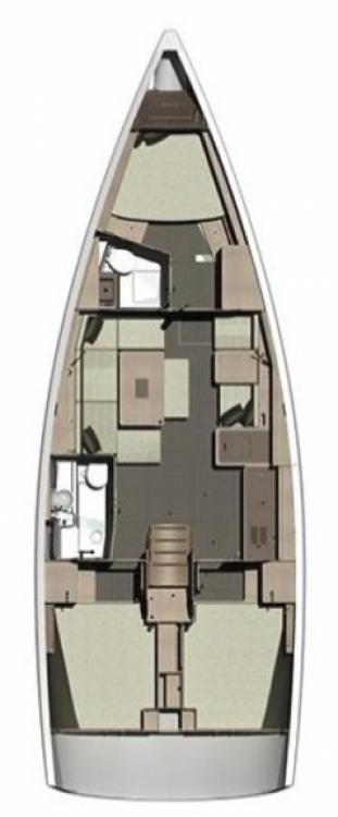 Location Voilier à Milta Bodrum Marina - Dufour Dufour 412 GL