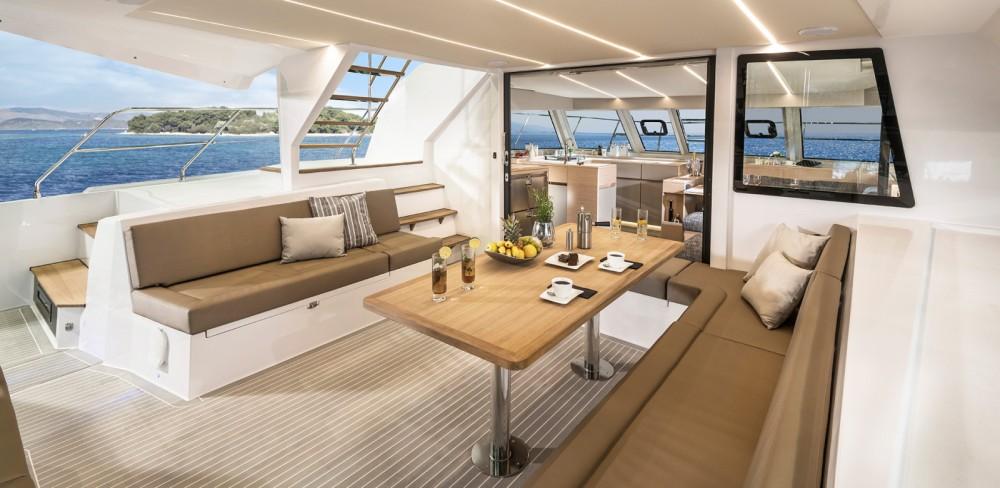 Hire Catamaran with or without skipper Bavaria Corfu