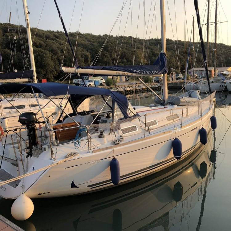 Boat rental Dufour Dufour 365 GL in Pula on Samboat