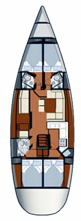 Jeanneau Sun Odyssey 50 DS between personal and professional Pula