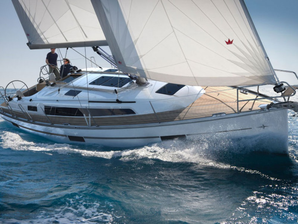 Rental Sailboat in Marina Zadar - Bavaria Bavaria Cruiser 37