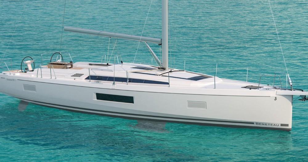 Boat rental Bénéteau Oceanis 51.1 in Split on Samboat