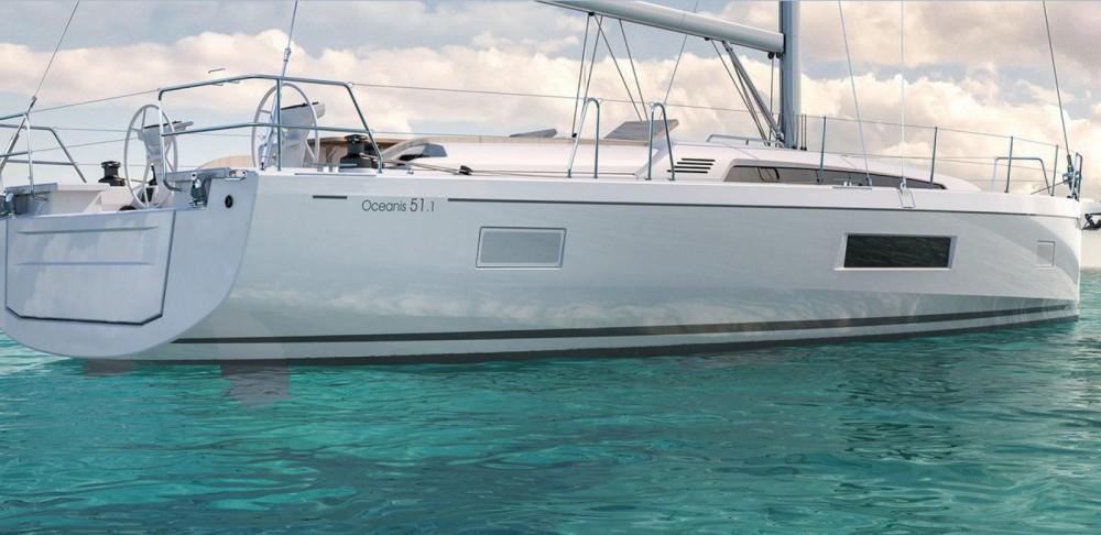 Rental Sailboat in Split - Bénéteau Oceanis 51.1