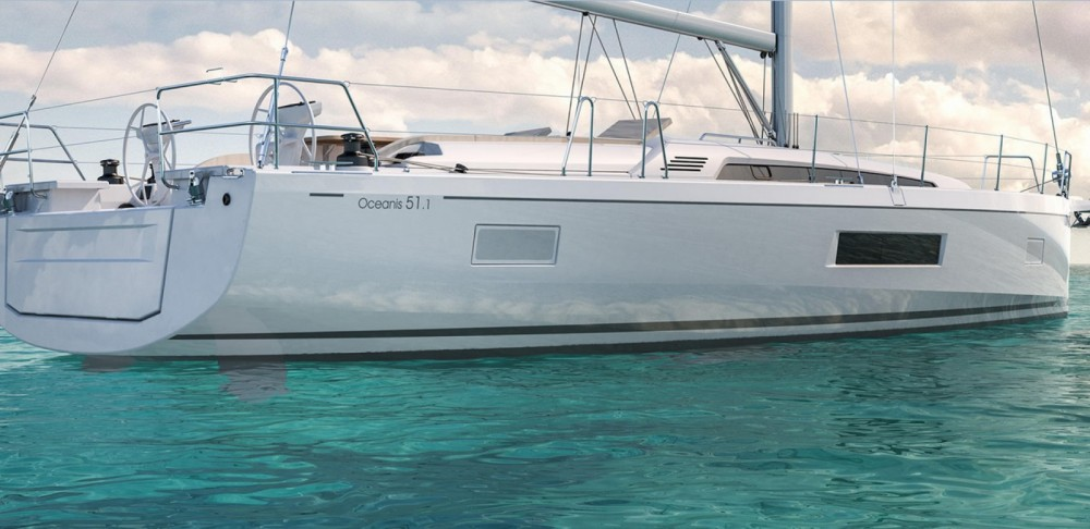 Rental yacht Split - Bénéteau Oceanis 51.1 on SamBoat