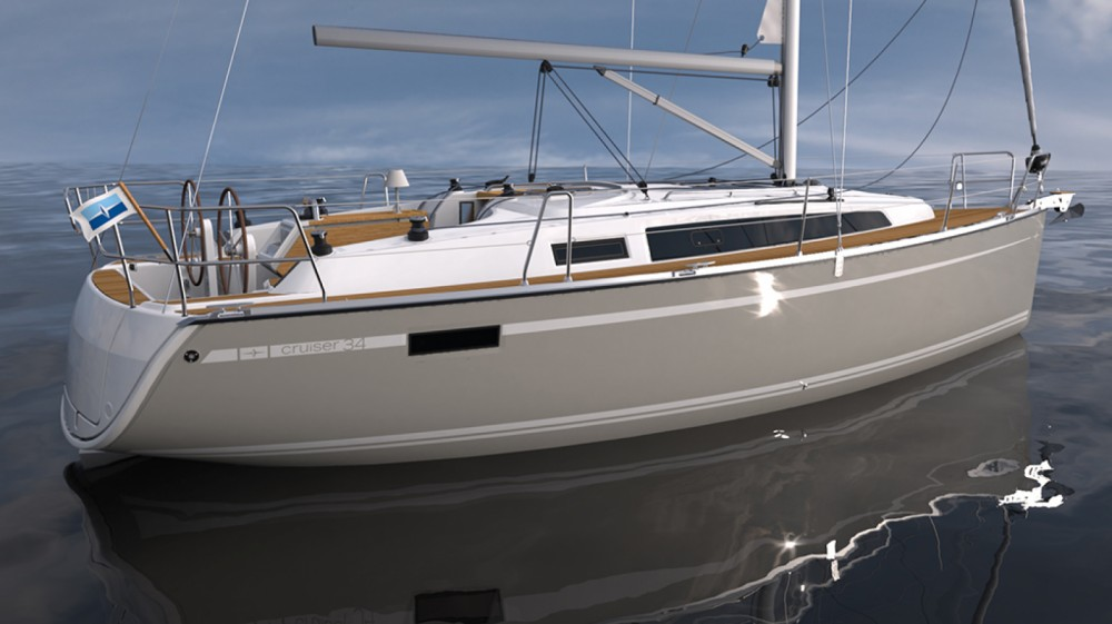 Rental yacht Croatia - Bavaria Bavaria Cruiser 34 on SamBoat
