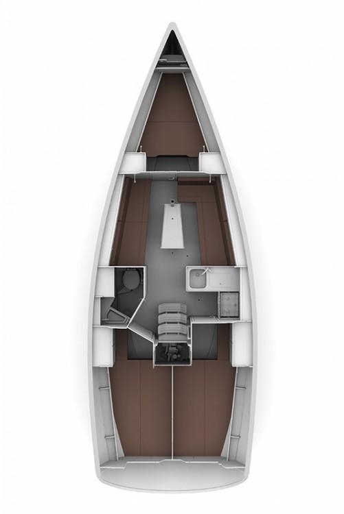 Boat rental Croatia cheap Bavaria Cruiser 34