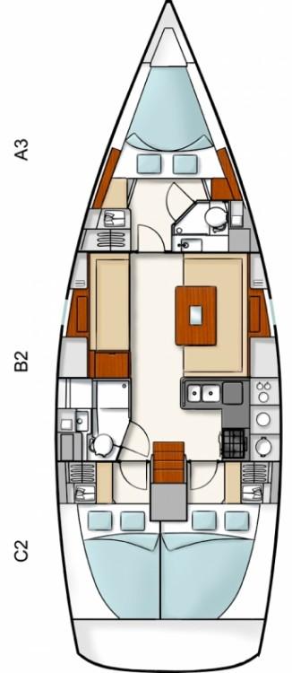 Rental yacht Croatia - Hanse Hanse 400 on SamBoat