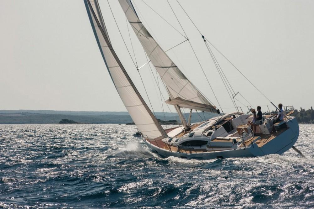 Rental yacht Croatia - Elan Elan Impression 50  on SamBoat