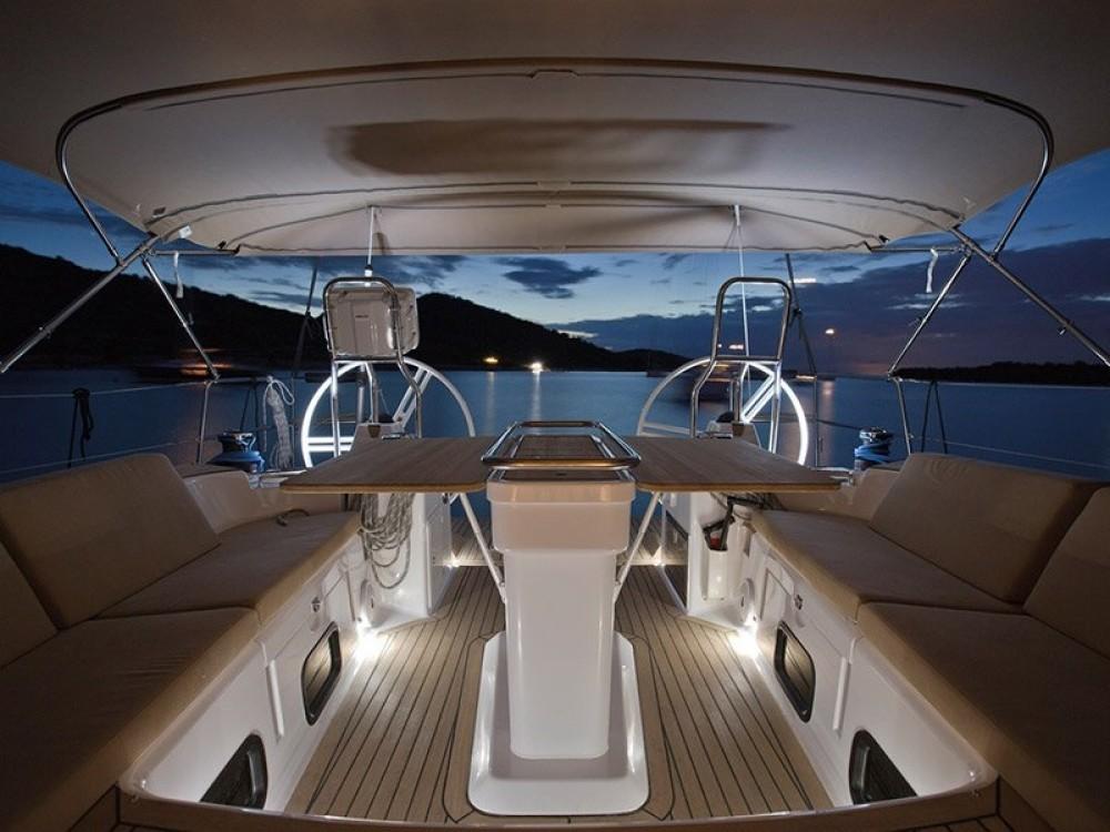 Rental Sailboat in Croatia - Elan Elan Impression 50