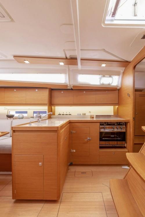 Rental Sailboat in Sukošan - Dufour Dufour 390 GL