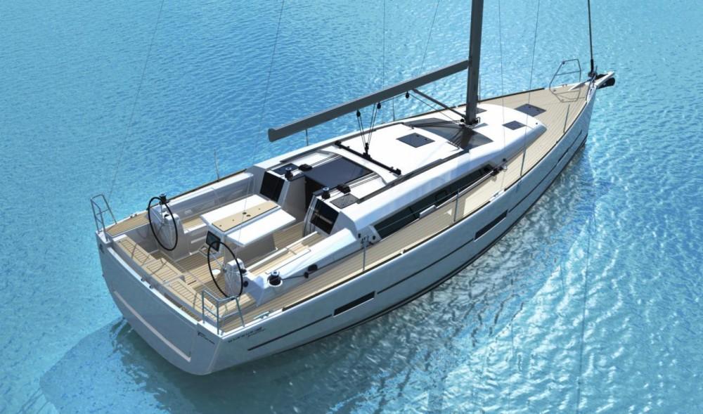 Boat rental Dufour Dufour 412 GL in Pula on Samboat