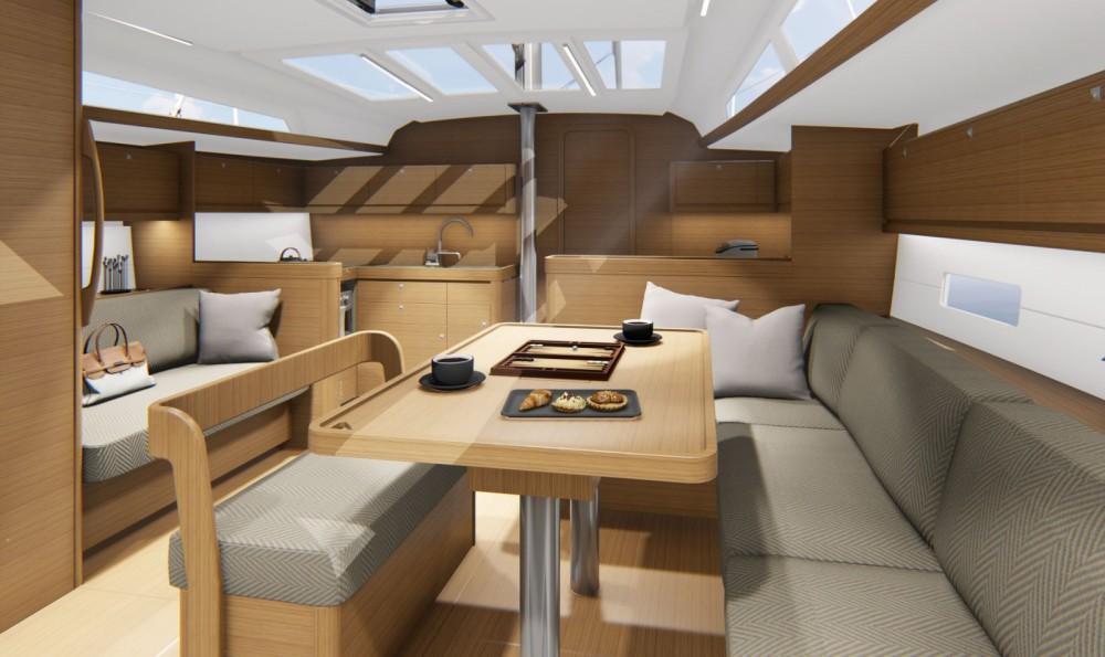 Rental yacht Primošten - Dufour Dufour 430 GL on SamBoat