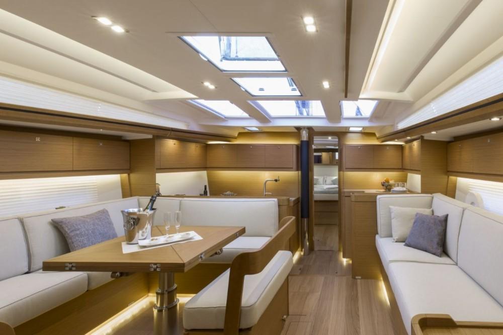 Location yacht à Primošten - Dufour Dufour 520 GL sur SamBoat