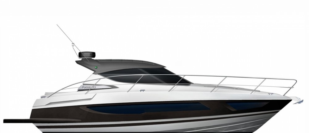 Rental Motor boat Focus Motor Yachts with a permit
