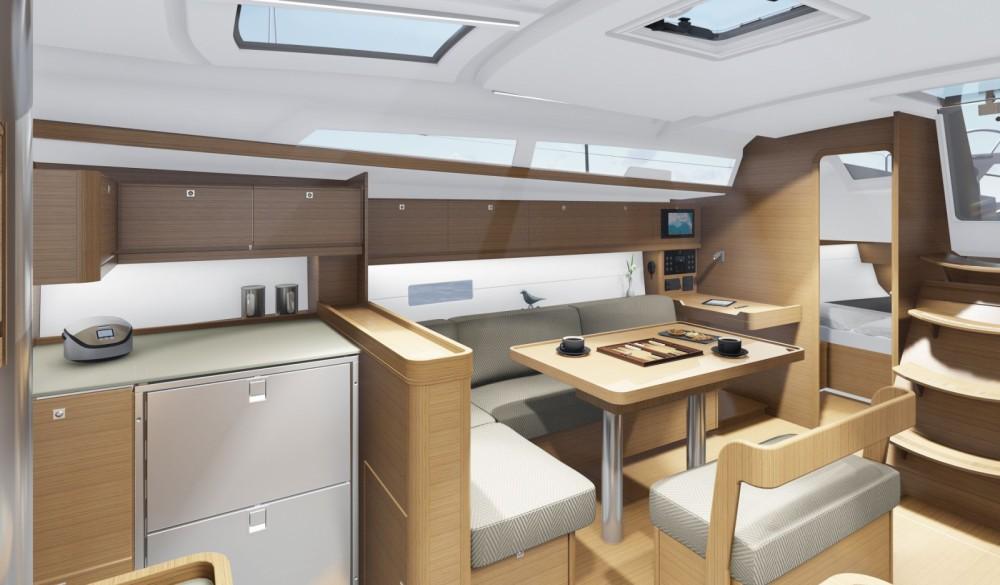 Rental yacht Croatia - Dufour Dufour 430 GL on SamBoat