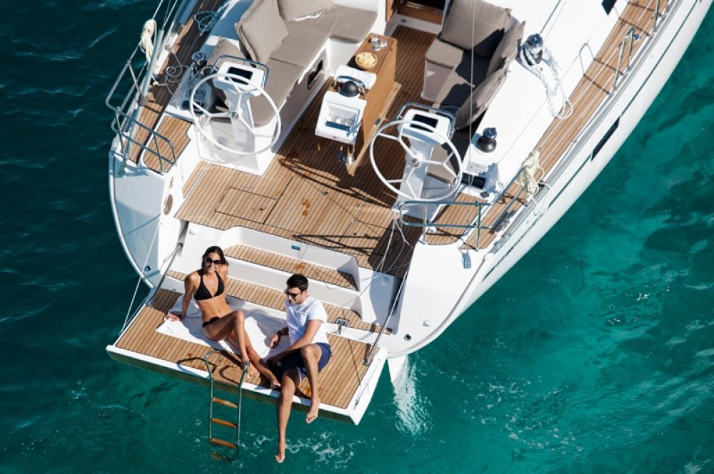 Boat rental Bavaria Bavaria Cruiser 46 - 4 cab. in Corfu on Samboat