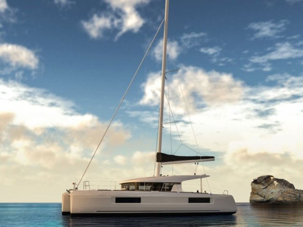 Catamaran for rent Marina Punat at the best price