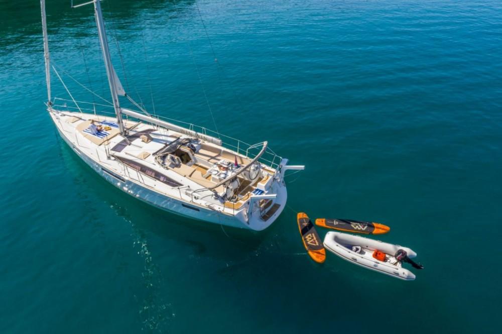 Rental yacht Marina LAV - Jeanneau Jeanneau 53 - 3 + 1 cab. on SamBoat