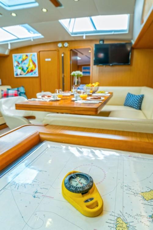 Rental Sailboat in Marina LAV - Jeanneau Jeanneau 53 - 3 + 1 cab.