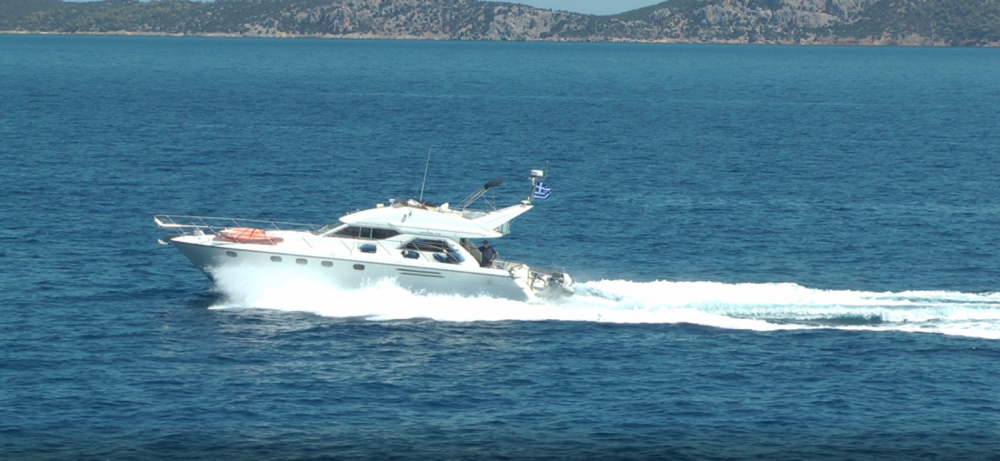 Motor boat for rent Central Greece at the best price