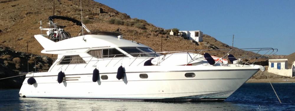 Boat rental Central Greece cheap Princess 470