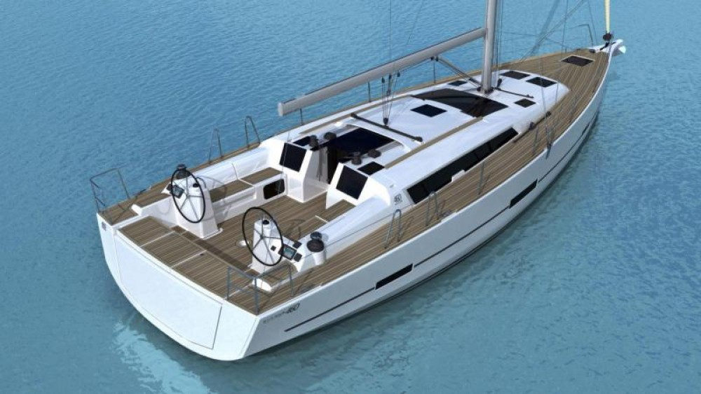 Boat rental Dufour Dufour 460 GL - 5 cab. in Seget Donji on Samboat
