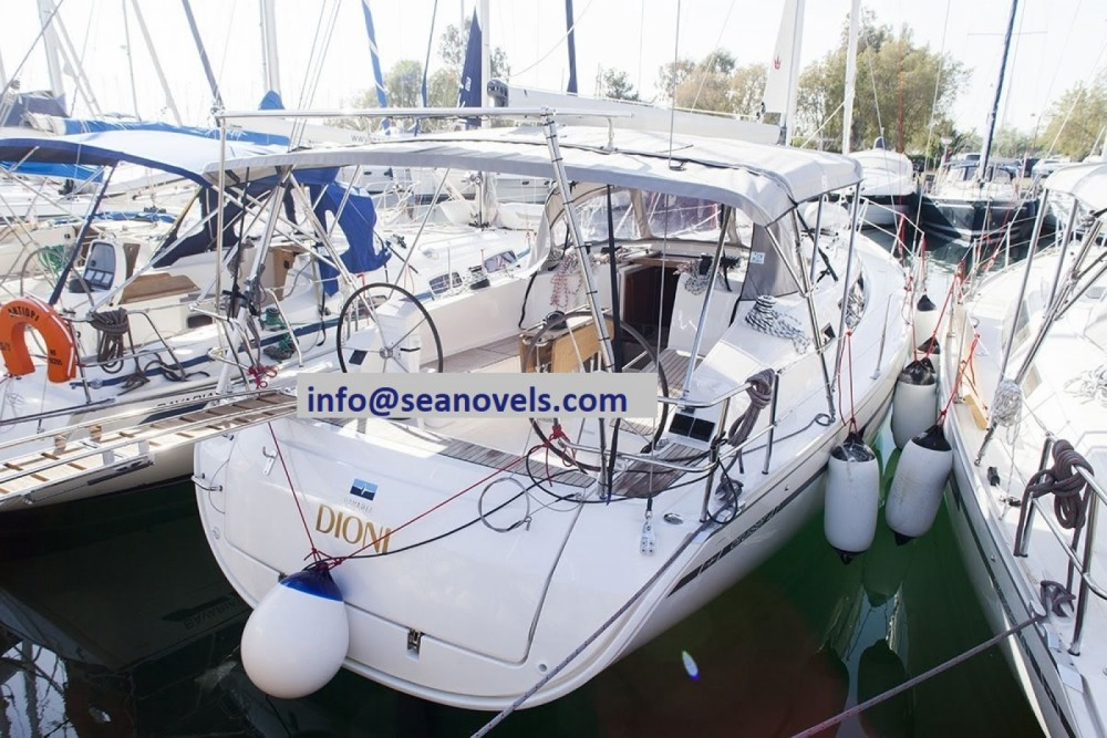 Bavaria Bavaria Cruiser 41 - 3 cab. between personal and professional Central Greece