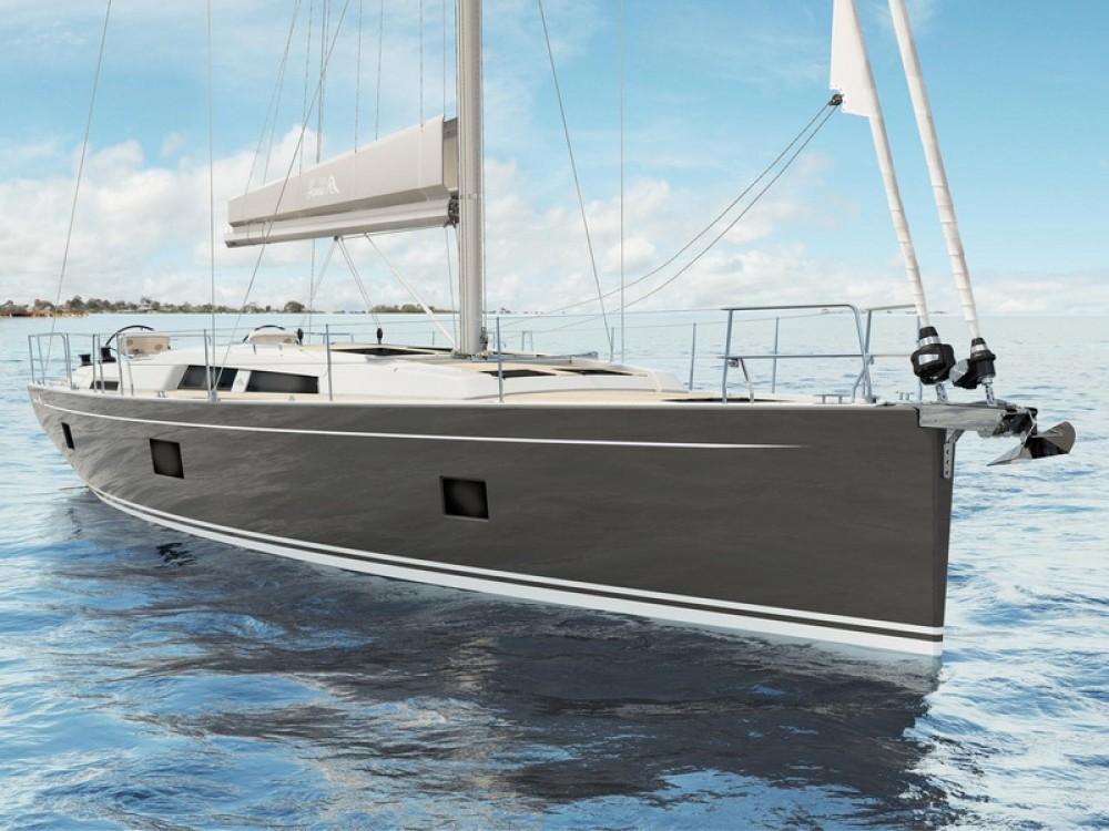 Rental yacht Šibenik - Hanse Hanse 508 - 5 + 1 cab. on SamBoat