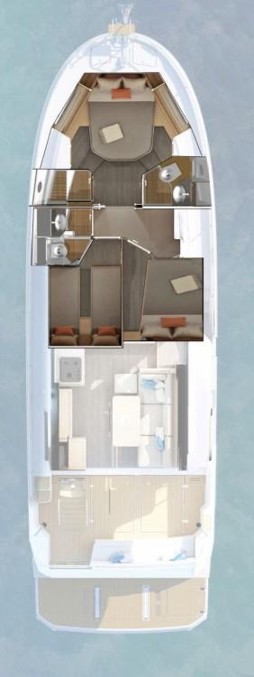 Rental yacht Šibenik - Bénéteau Swift Trawler 47 on SamBoat