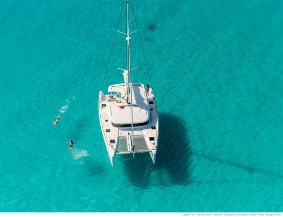 Rental Catamaran in Croatia - Lagoon Lagoon 39 - 4 + 2 cab.