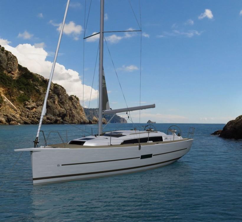 Location bateau Dufour Dufour 360 GL - 3 cab. à Marina Punat sur Samboat