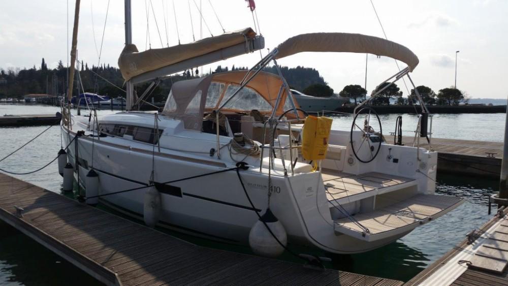 Rental yacht Marina Punat - Dufour Dufour 410 GL on SamBoat