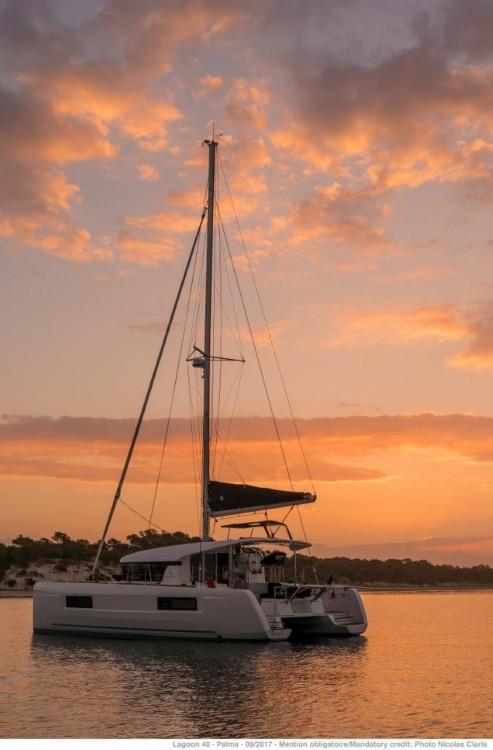 Location bateau Portocolom pas cher Lagoon 40 - 4 + 2 cab