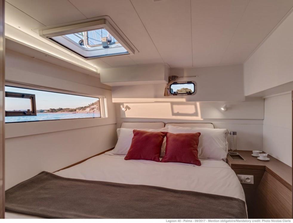 Location yacht à Portocolom - Lagoon Lagoon 40 - 4 + 2 cab  sur SamBoat