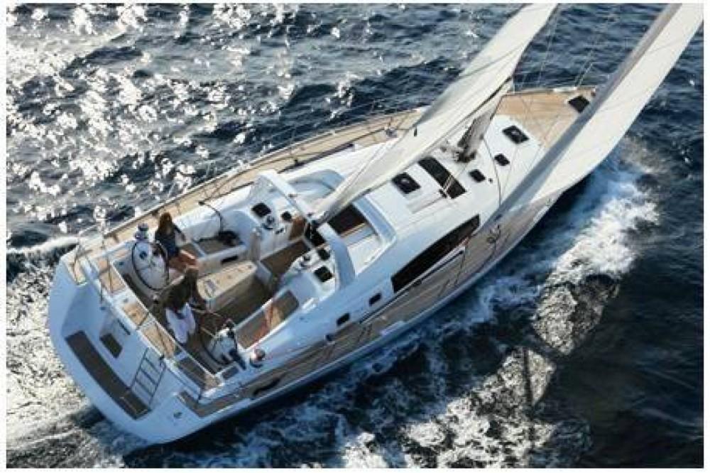 Rental yacht Portocolom - Bénéteau Oceanis 50 Family - 6 cab. on SamBoat