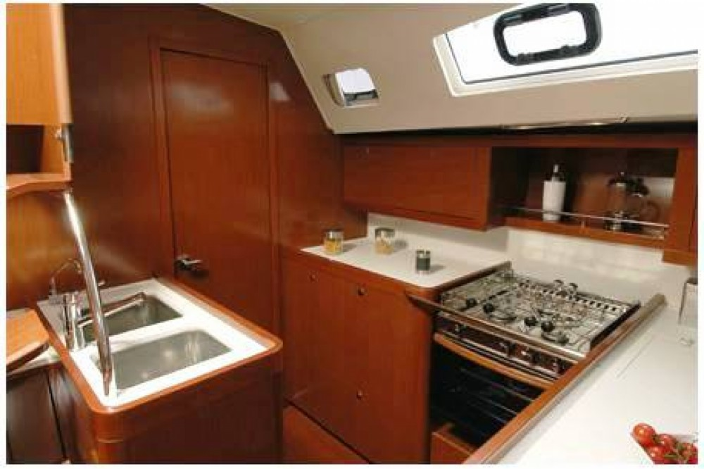 Bénéteau Oceanis 50 Family - 6 cab. between personal and professional Portocolom