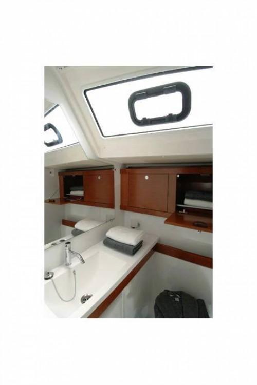 Boat rental Portocolom cheap Oceanis 50 Family - 6 cab.