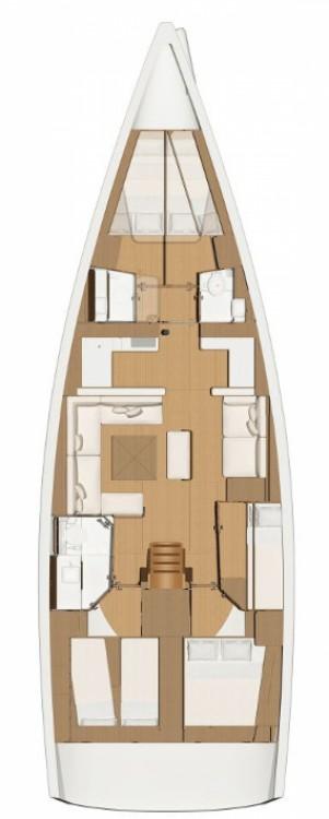 Rental Sailboat in Mykonos - Dufour Dufour 520 GL