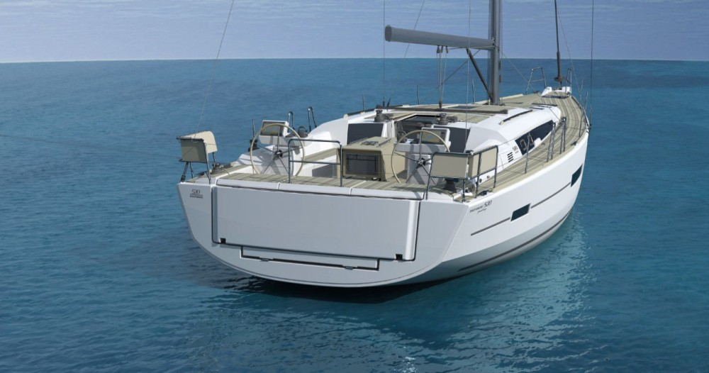 Boat rental Dufour Dufour 520 GL in Páros on Samboat