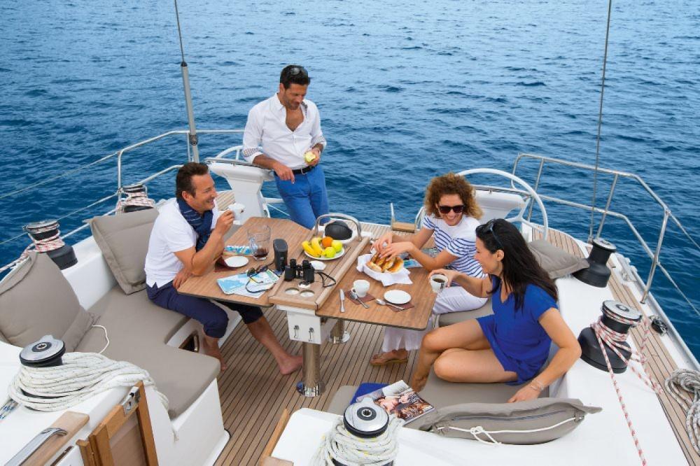 Boat rental Corfu cheap Bavaria Cruiser 51