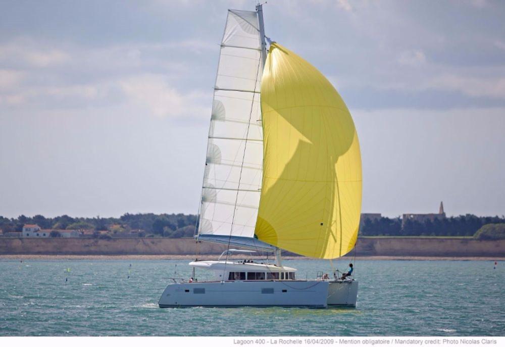 Rental yacht Central Greece - Lagoon Lagoon 400 - 4 + 2 cab. on SamBoat
